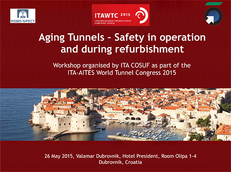 Aging Tunnels – Safety in operation and during refurbishment